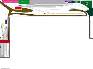 Briers Grove - track plan