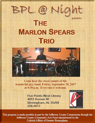 Marlon Spears Trio