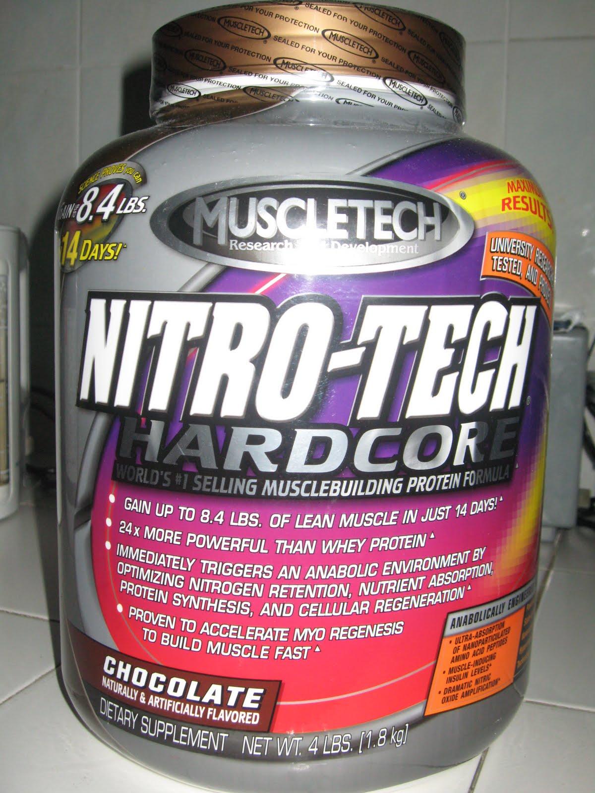 Nitro Tech Hardcore