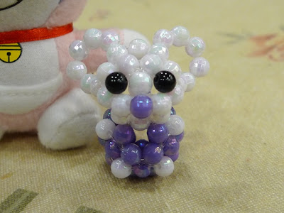 pony bead animal patterns instructions