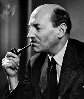 clement attlee at end of wwii