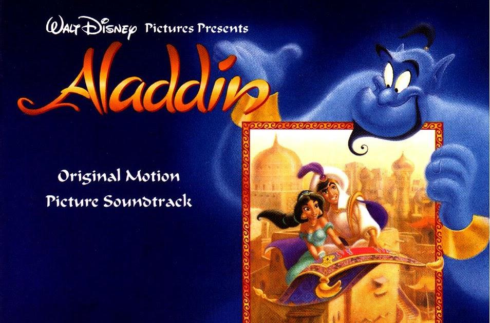 the soundtrack list 1992 aladdin ost