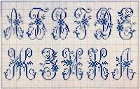 Подпись вышивки крестом 51