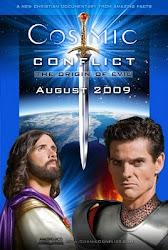 Documentário conflito cosmico.a guerra dos anjos