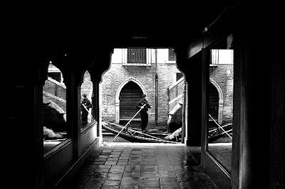 Veneza, Itália, Janeiro de 2009