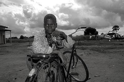 Sofala, Moçambique, Abril de 2008