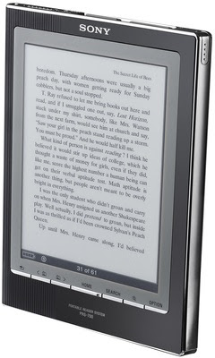 Sony RPS-700 Digital Book Reader