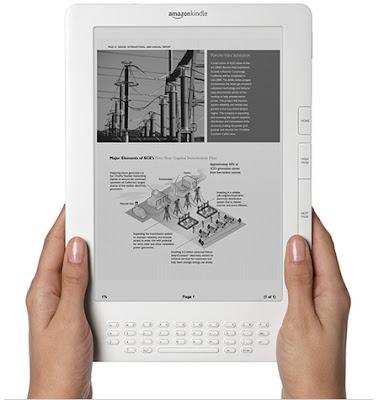 Amazon Kindle DX Kindle Ebook Reader PDF Reader