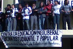 Coordinadora Nacional de Estudiantes Populares