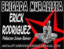 Brigada Muralista Eric Rodríguez