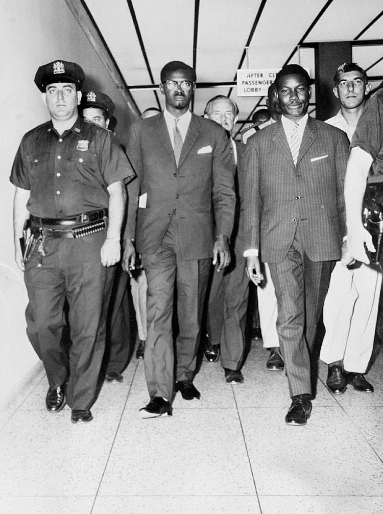 patrice lumumba and his affairs with Usa/africa: new data on murder of lumumba date  documents on the us role in the murder of patrice lumumba in  lumumba after his.
