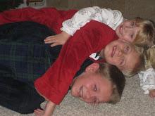 Drew, Jensen and Ella