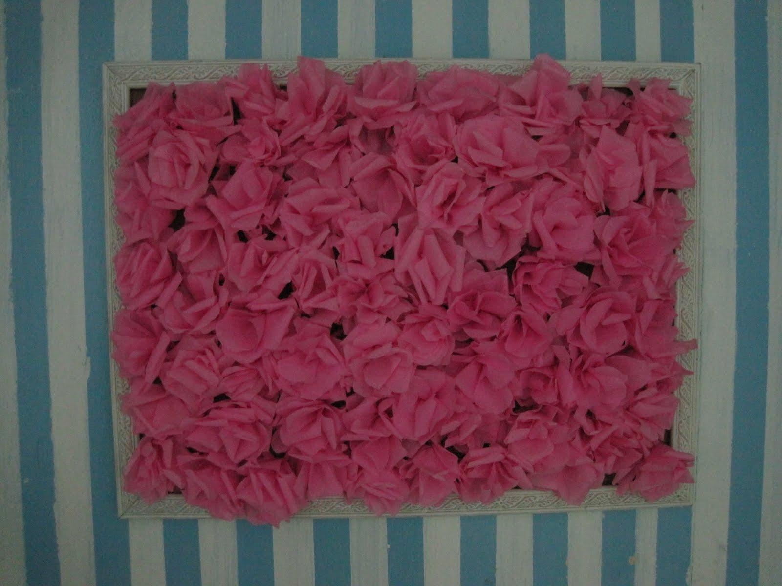 Diy Bunga Crepe Paper