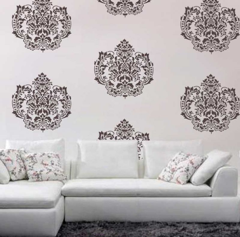 a little of this a little of that cutting edge stencils giveaway wall stencil patterns 800x790