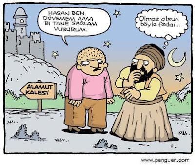 Hasan Sabbah ve fedaisi