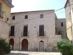 Sinagoga Scuola, Casa Degli Spiriti