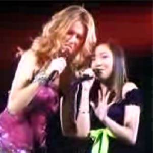 Charice and Celine
