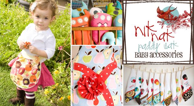 Nik-Nak-Paddy-Wak Baby Accessories