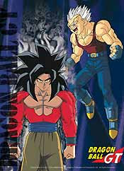 ANIME DRAGON BALL GT