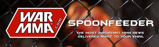 WAR MMA Spoonfeeder