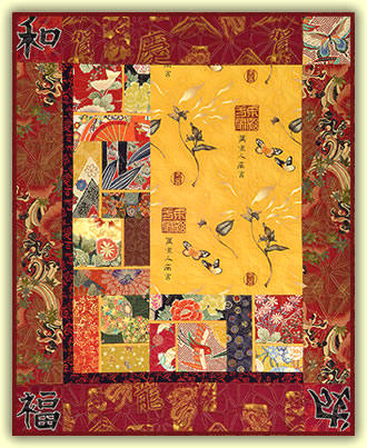 Quilt Inspiration Japanese Quilts