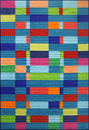 Free pattern ! Mosaic Quilt