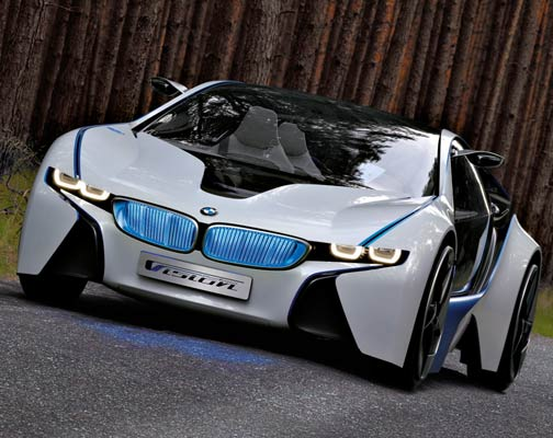Sports Car manufacturer BMW