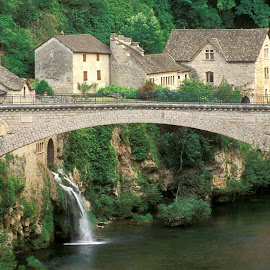 Foto Keindahan Prancis