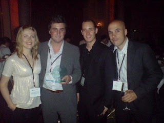 CJU Chris Bishop Affiliate Marketing Award
