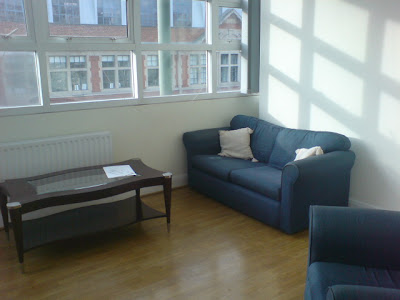 New Flat - Front Room!