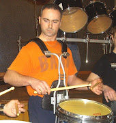 Matthieu Nicol ,musicien dans le bagad de Plouha