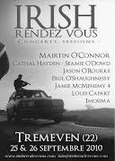 IRISH RENDEZ-VOUS LE 25 ET 26 SEPTEMBRE
