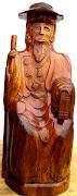 La nouvelle statue de St-Jacques