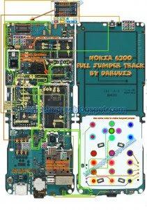 nokia 6300 Full Repair Solution