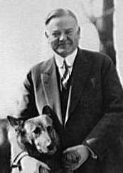 was herbert hoover the one to blame essay The stock market crashed on thursday, october 24, 1929, less than eight months into herbert hoover's presidency most experts, including hoover, thought the crash was part of a passing recession.