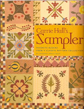 Carrie Hall&#39;s Sampler