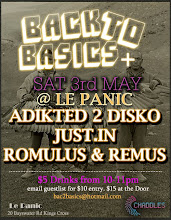 Up Comming Romulus and Remus Dates
