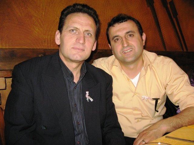 Pilu Fuchi & Petru Bashu