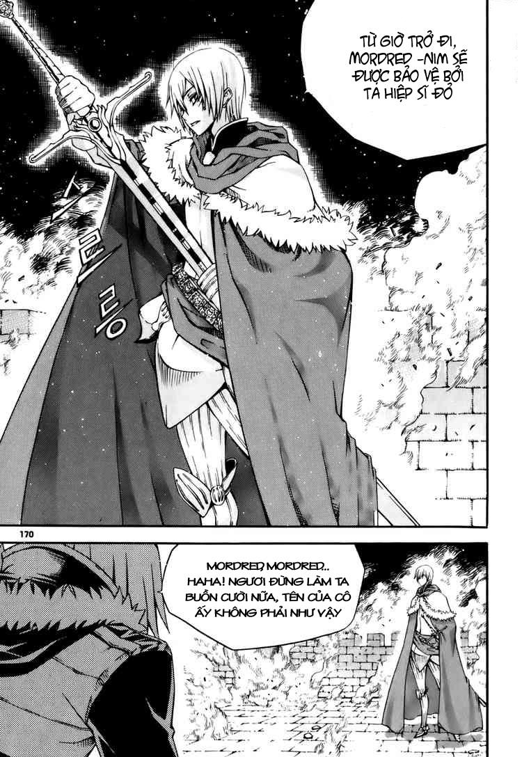 Witch Hunter – Thợ Săn Phù Thủy chap 20 Trang 56 - Mangak.info