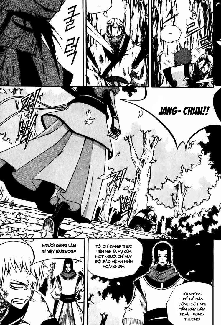Witch Hunter – Thợ Săn Phù Thủy chap 20 Trang 3 - Mangak.info