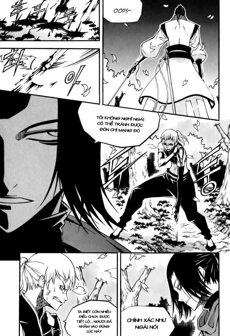 Witch Hunter – Thợ Săn Phù Thủy chap 20 Trang 5 - Mangak.info