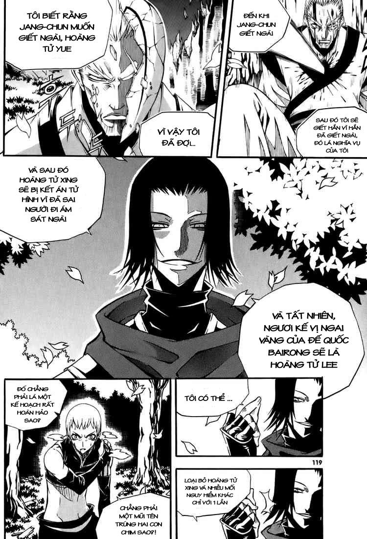 Witch Hunter – Thợ Săn Phù Thủy chap 20 Trang 6 - Mangak.info