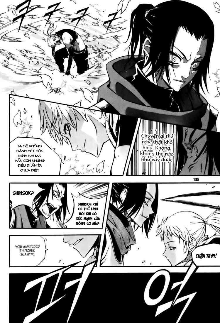 Witch Hunter – Thợ Săn Phù Thủy chap 20 Trang 12 - Mangak.info