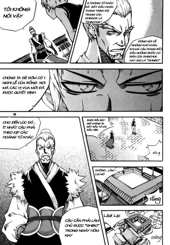 Witch Hunter – Thợ Săn Phù Thủy chap 18 Trang 5 - Mangak.info