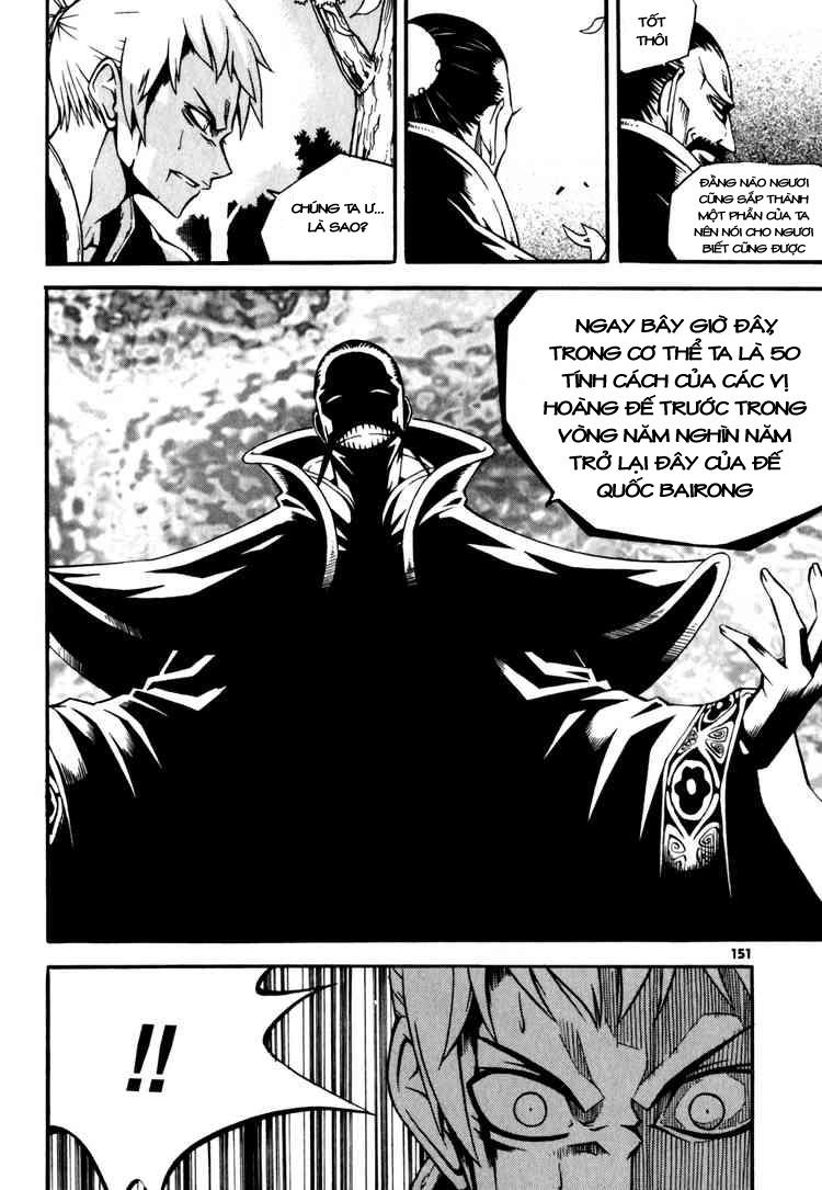 Witch Hunter – Thợ Săn Phù Thủy chap 20 Trang 37 - Mangak.info