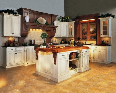 Custom Kitchen Design