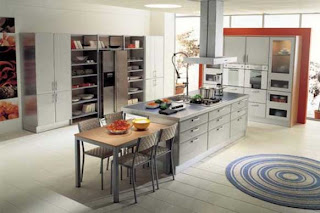 Italian Kitchen Cabinets Design