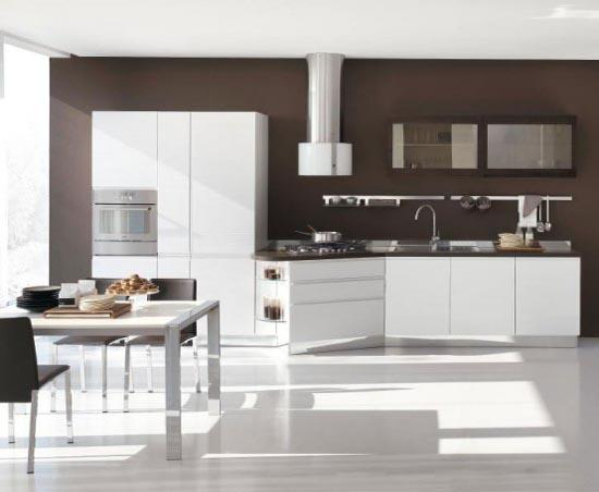 white kichen cabinets