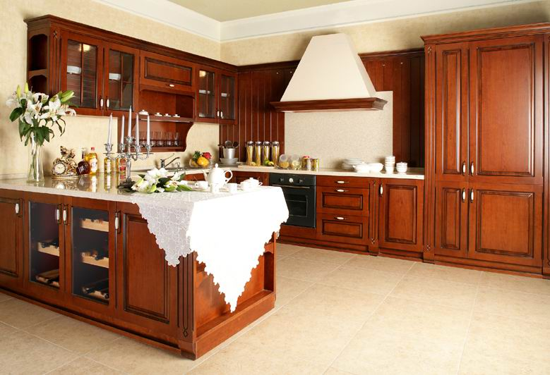 Cabinets for kitchen american kitchen cabinets for Wooden kitchen cupboards