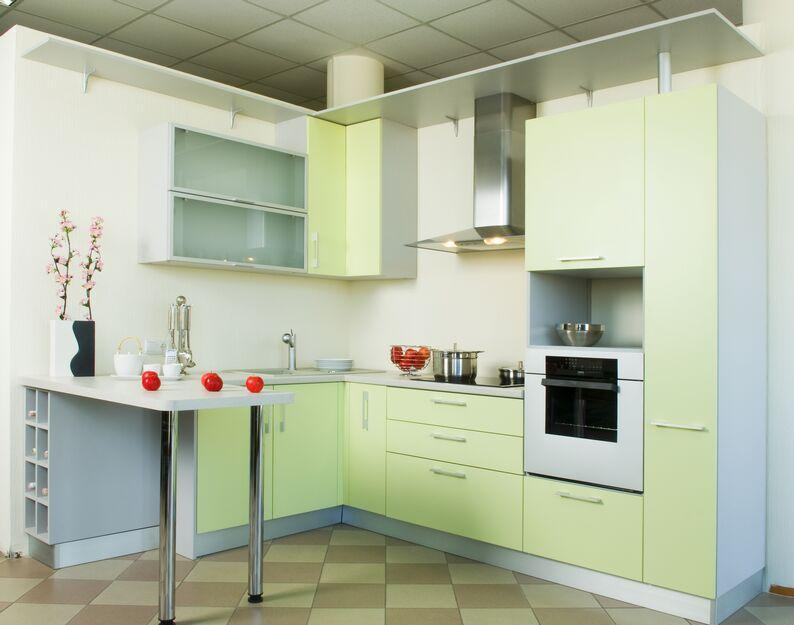 cabinets for kitchen green kitchen cabinets